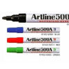 Artline 500A Whiteboard Marker Green