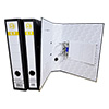 ET Hard Cover FC Lever Arch FIle 3 inches