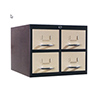 YMI 584 Card Index Cabinet 4 drawers